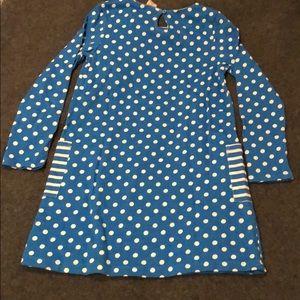 Gymboree Dresses - Turquoise 2 pocket play dress